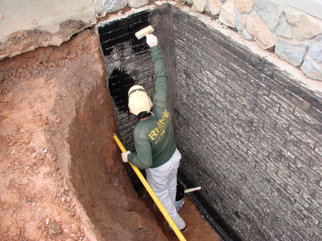 Как правильно сделать гидроизоляцию подвала от грунтовых вод Совет мастера