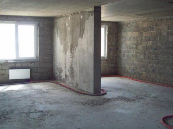 Этапы черновой отделки квартиры