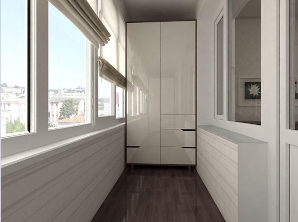 Отделка балкона пластиковыми панелями своими руками: видео.