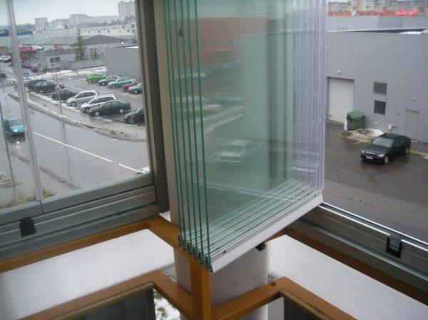 По фински застеклить балкон в хрущевке фото