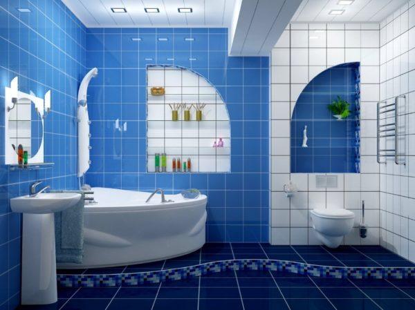 Гидроизоляция в туалете и ванне