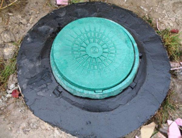 Как сделать гидроизоляцию бетонных колец