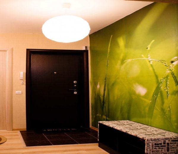 Фотообои в коридоре фото