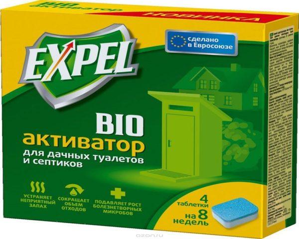 Как устранить запах в уличном туалете