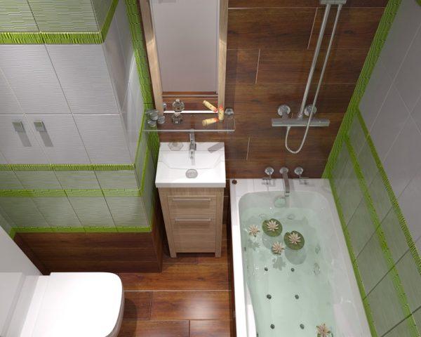 Проекты ремонта ванной и туалета фото