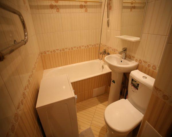 Ремонт ванной комнаты туалета под ключ