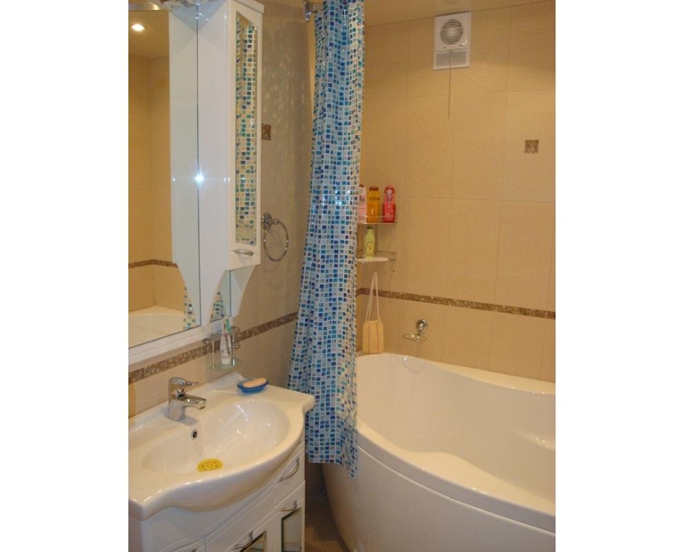 схема принудительной вентиляции ванны и туалета