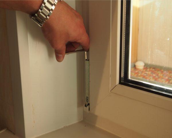 Как отрегулировать пластиковые окна Rehau