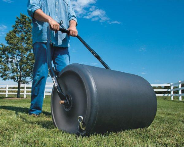Технология рулонного газона