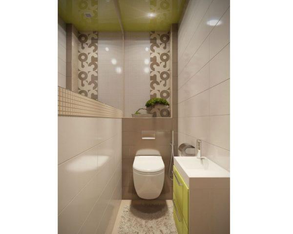 Интерьер туалет