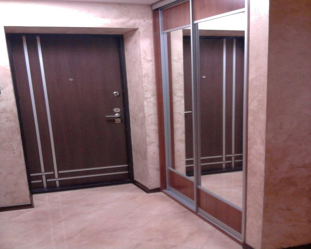 Встроенный шкаф купе своими руками из гипсокартона фото 842