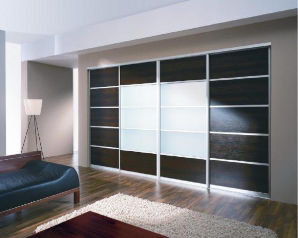 Встроенные шкафы фото дизайн