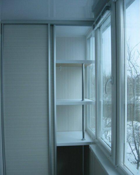 Шкафы на балкон своими руками