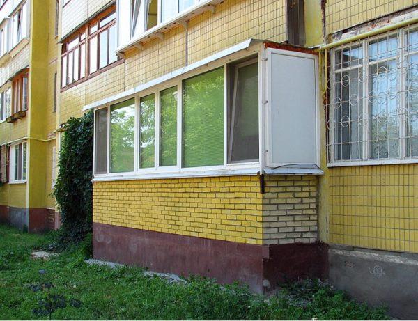 Как правильно сделать балкон