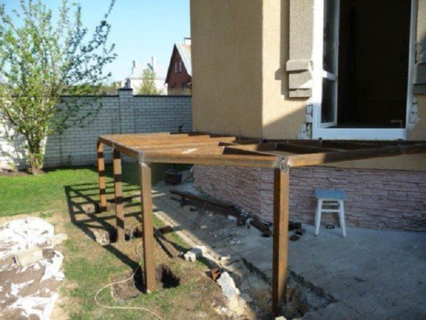 Как сделать балкон в частном доме