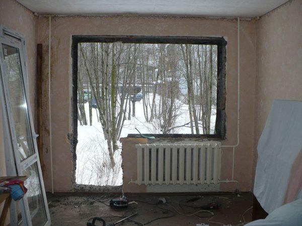 Как сделать балкон в частном