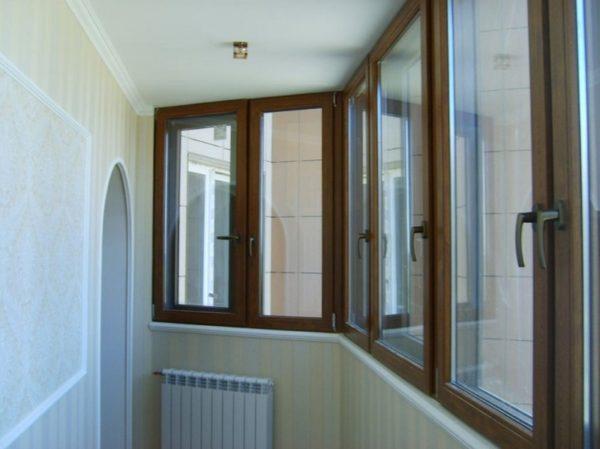 Виды остекления балкона бываю разные