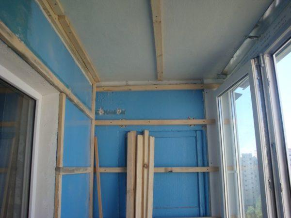 Как обшить балкон вагонкой своими руками пошаговая инструкция