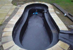 Гидроизоляция бассейна изнутри и снаружи