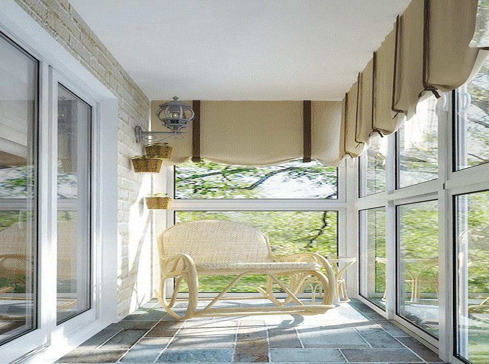 Балконы отделка интересные идеи фото совет мастера.