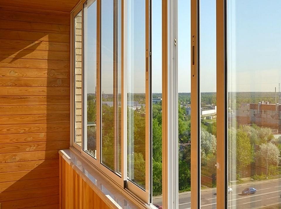 Алюминовые окна для балконов. - дизайн маленьких лоджий - ка.