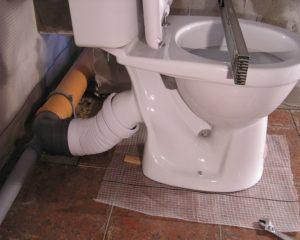 Причины по которым появляется запах в туалете