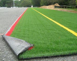 Покрытие искусственный газон
