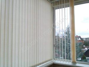 Рулонные, вертикальные, горизонтальные жалюзи на балкон