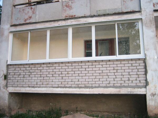 Понижающий коэффициент балкона и лоджии при расчёте общей площади считается для балкона 0,3, а для лоджии 0,5