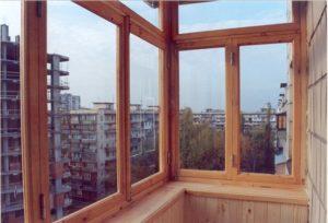 Холодное остекление балкона собственными руками.