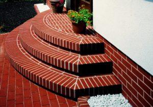 Как сделать крыльцо для частного дома из кирпича